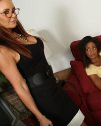 Janet Mason And Ivy Sherwood